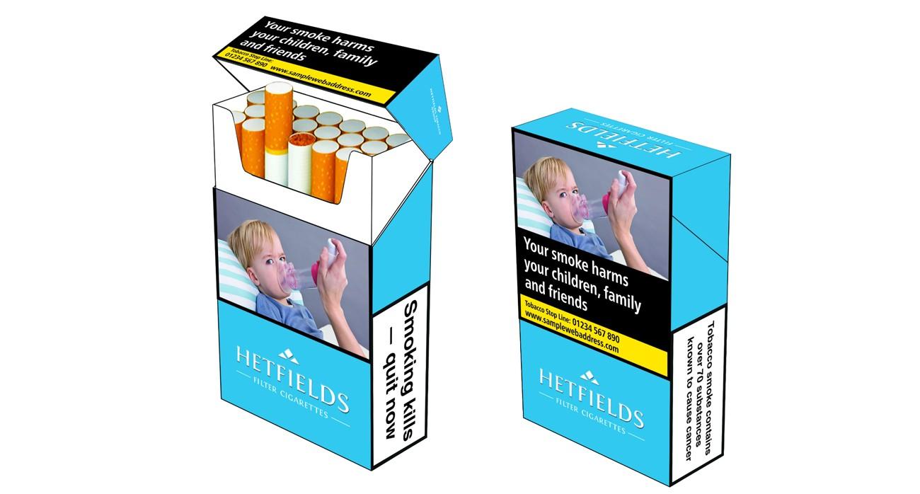 nuovi pacchetti sigarette