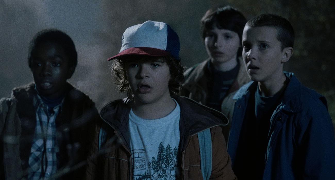 I ragazzi protagonisti di Stranger Things, nuova serie originale di Netflix