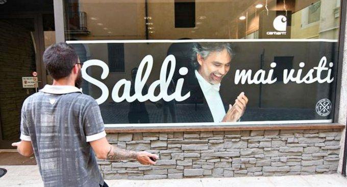 Famoso Le vetrine e le insegne dei negozi più assurde d'Italia GV58
