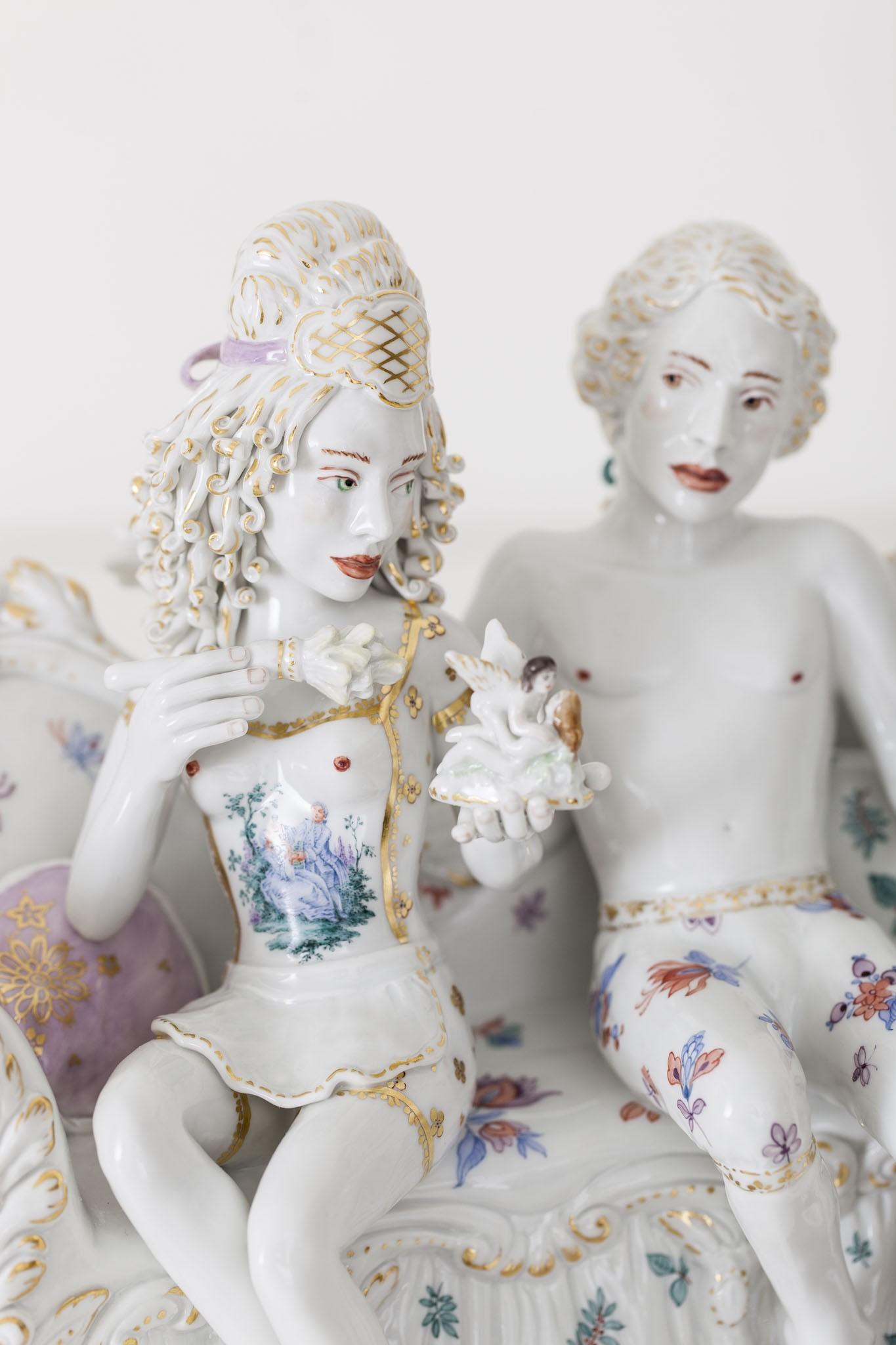 Courtesy of MEISSEN® porcellane erotiche meissen