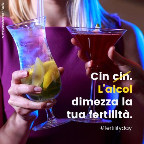 Risultati immagini per fertility day cartoline