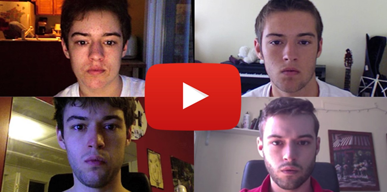 video selfie crescita