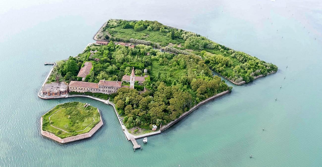 isola poveglia visitare