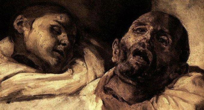 theodore-gericault quadri spaventosi storia arte