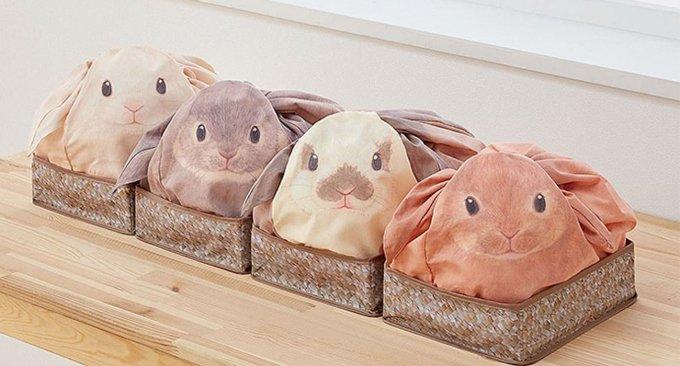 borsa coniglio giapponese