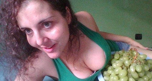 pamela scuppa fruttariana
