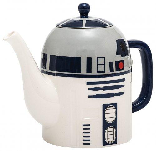 La teiera di R2-D2, il robottino di Star Wars