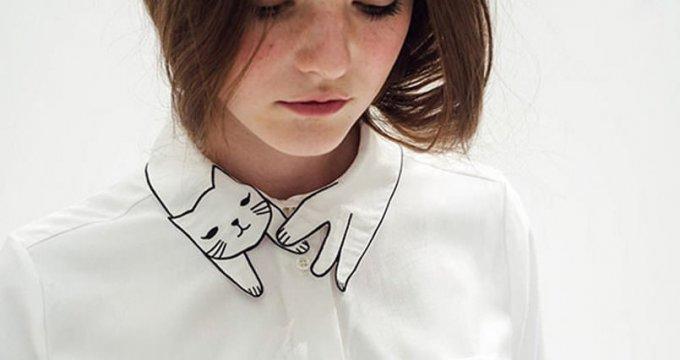 Il colletto che ti fa diventare una gattara fashion