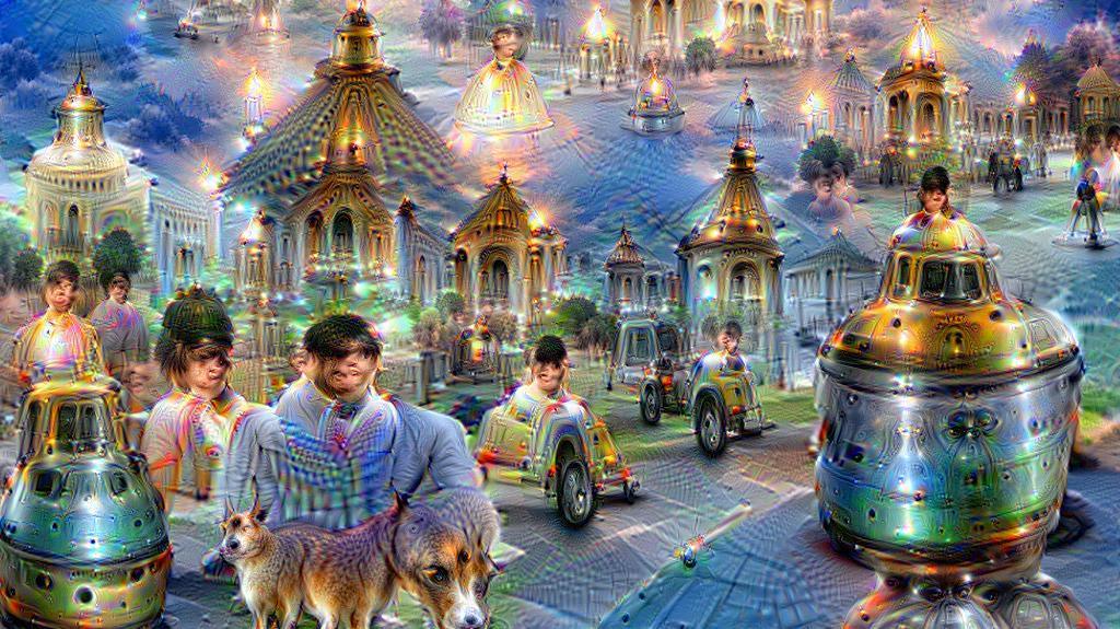 deepdreams deep learning che cos'è