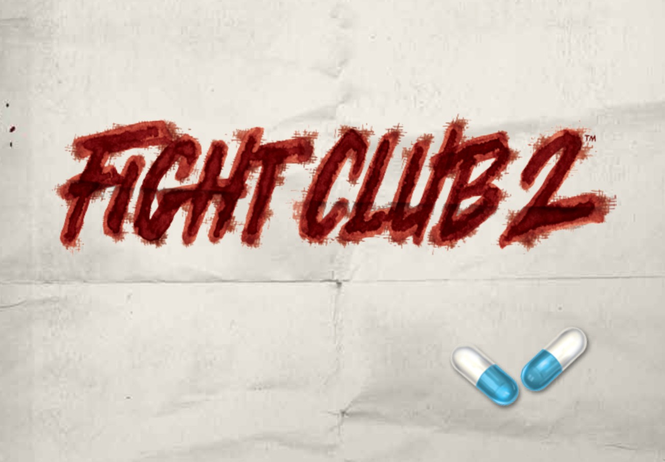 fight club 2 fumetto