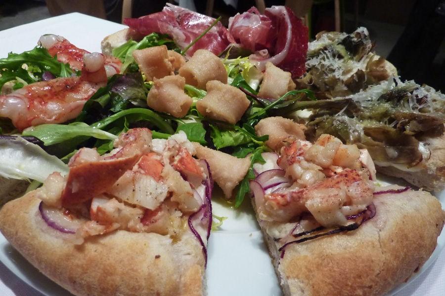 pizza_degustazionesirani_bagnolo_mella pizza gourmet che cos'è