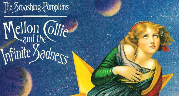 Mellon Collie and the infinite sadness degli Smashing Pumpkins