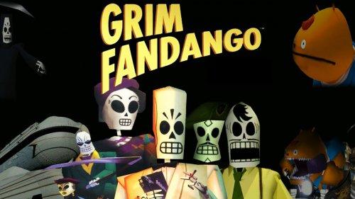 Grim Fandango videogioco storia