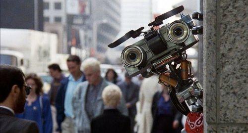 robot cinema