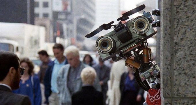 corto-circuito robot cinema sirelli