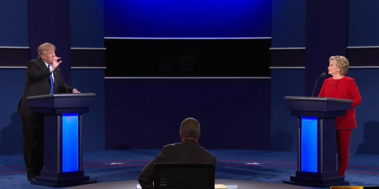 trump clinton elezioni usa