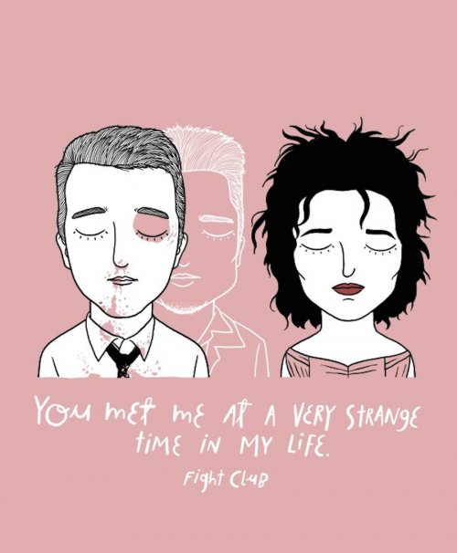 """""""Mi hai conosciuto in un momento molto strano della mia vita"""""""