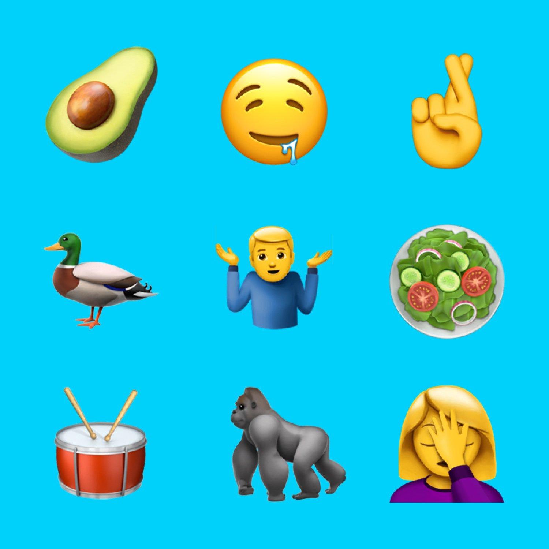insta nuove emoji ios david bowie