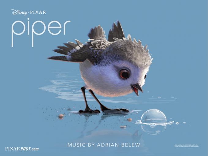 Piper, il corto Pixar