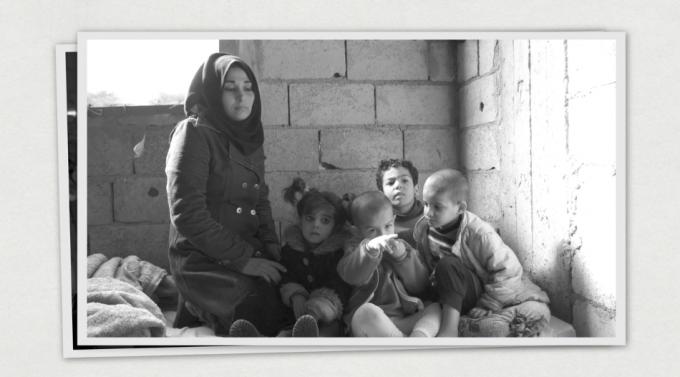 L'installazione Ikea per raccogliere fondi per la Croce Rossa in Siria