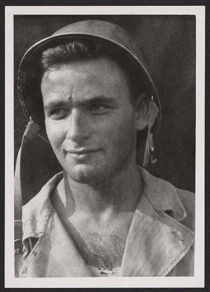 I disegni di Victor A. Lundy, soldato americano durante la Seconda Guerra Mondiale