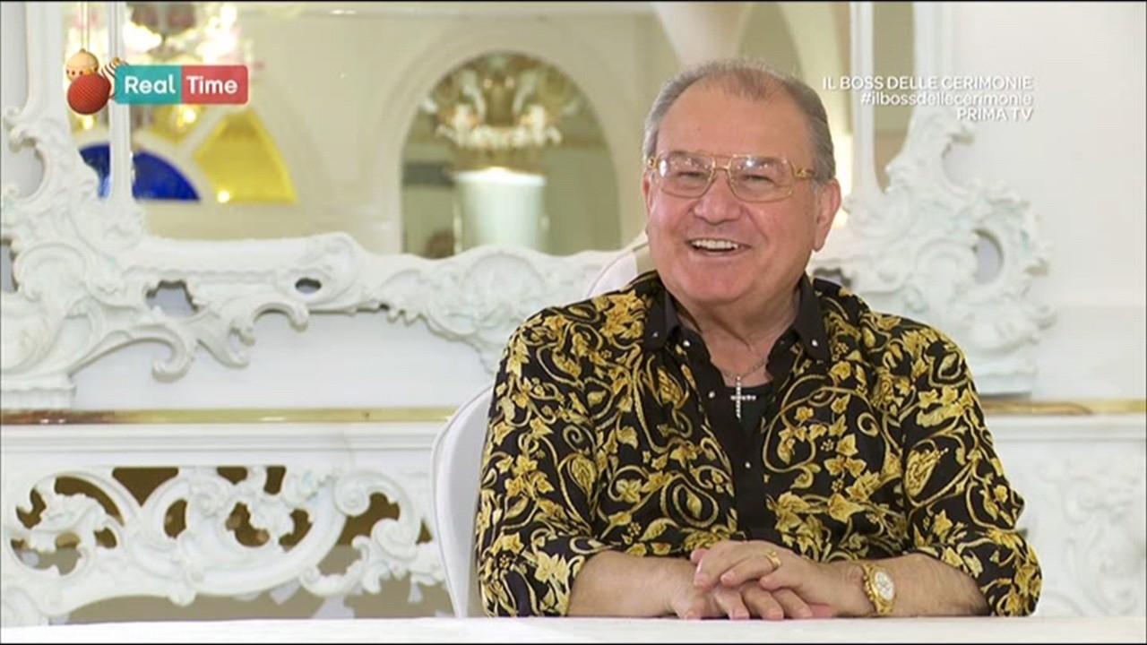 Antonio Polese, il Boss delle Cerimonie di Real Time