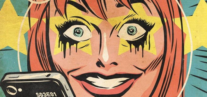 "La puntata di Black Mirror ""Nosedive"" rivista da Butcher Billy"
