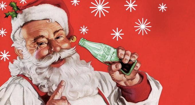 Babbo Natale, un'invenzione della Coca Cola?