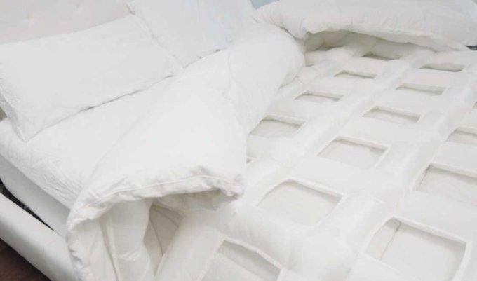 Il letto che si rifà da solo è l\'invenzione che aspettavamo da una ...