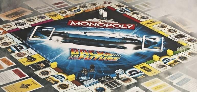 Il Monopoli di Ritorno al futuro