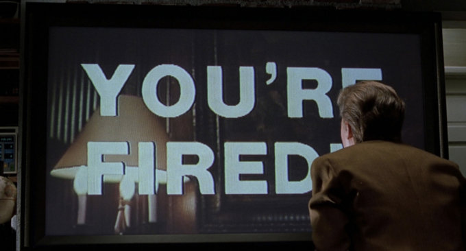 """""""Lei è licenziato"""", da Ritorno al Futuro 2"""
