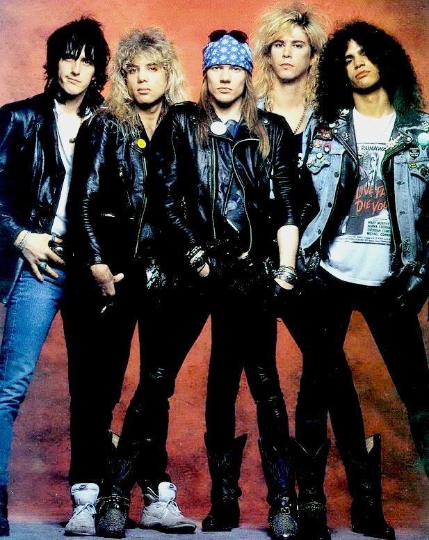 I Guns'n' Roses