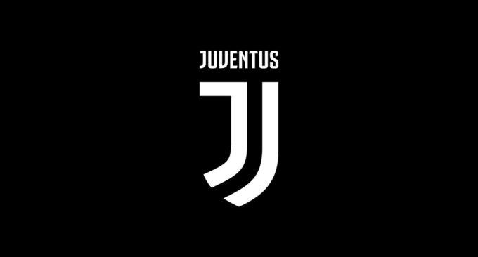 Il nuovo logo della Juve