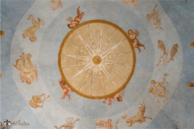 I preziosi affreschi