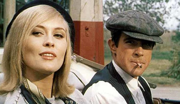 Faye Dunaway e Warren Beatty quando erano giovani