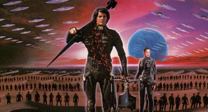 Dune nella versione di David Lynch