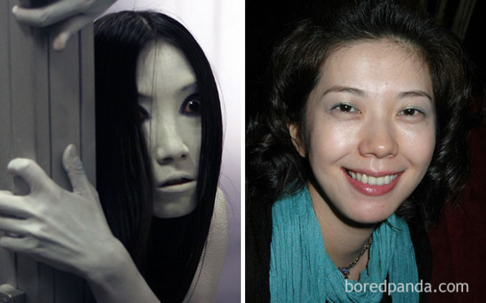 Kayako – Takako Fuji (The Grudge, 2004)