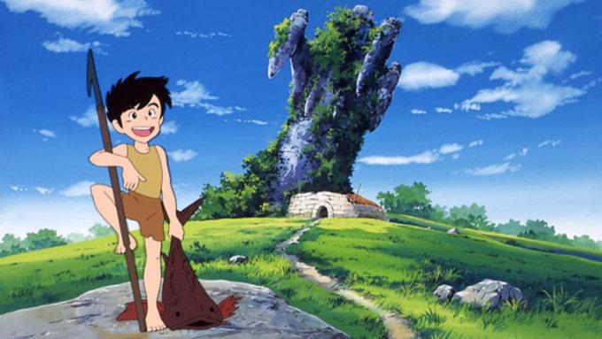Conan, il ragazzo del futuro