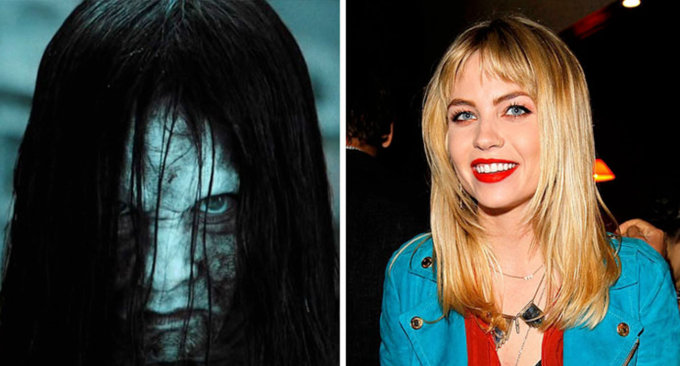 Samara – Daveigh Chase. direttamente da The Ring