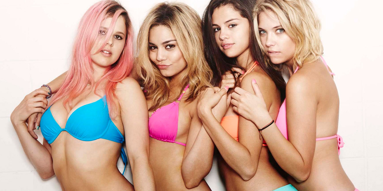 spring breakers serie tv