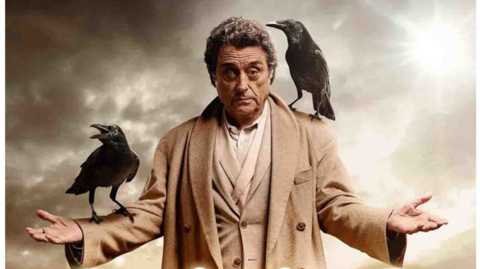 Ian McShane è Mr. Wednesday