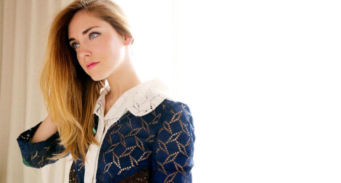 Chiara Ferragni fotografata da Emily Weiss