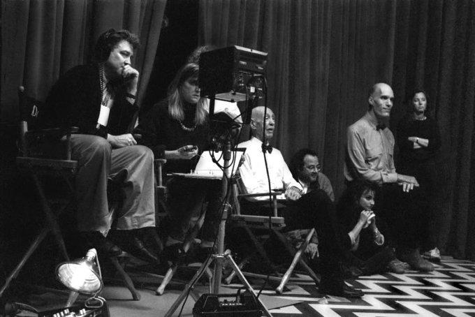 David Lynch dirige Twin Peaks