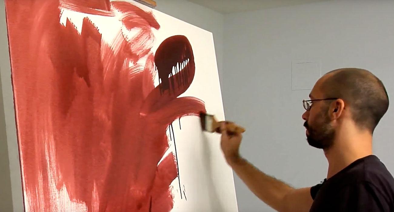 Il MoMA ti insegna come dipingere come Pollock, Rothko e gli altri pittori del dopoguerra in un corso gratuito online