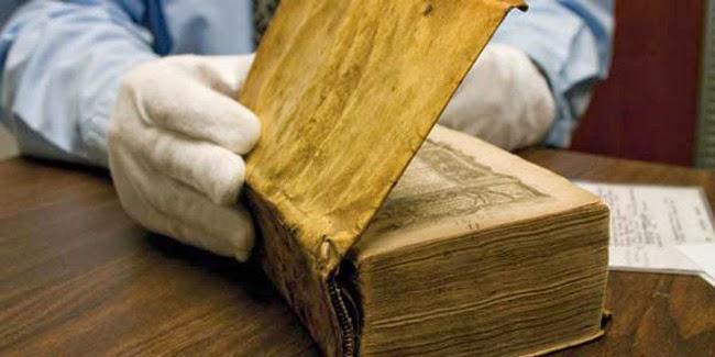 Un libro in pelle umana