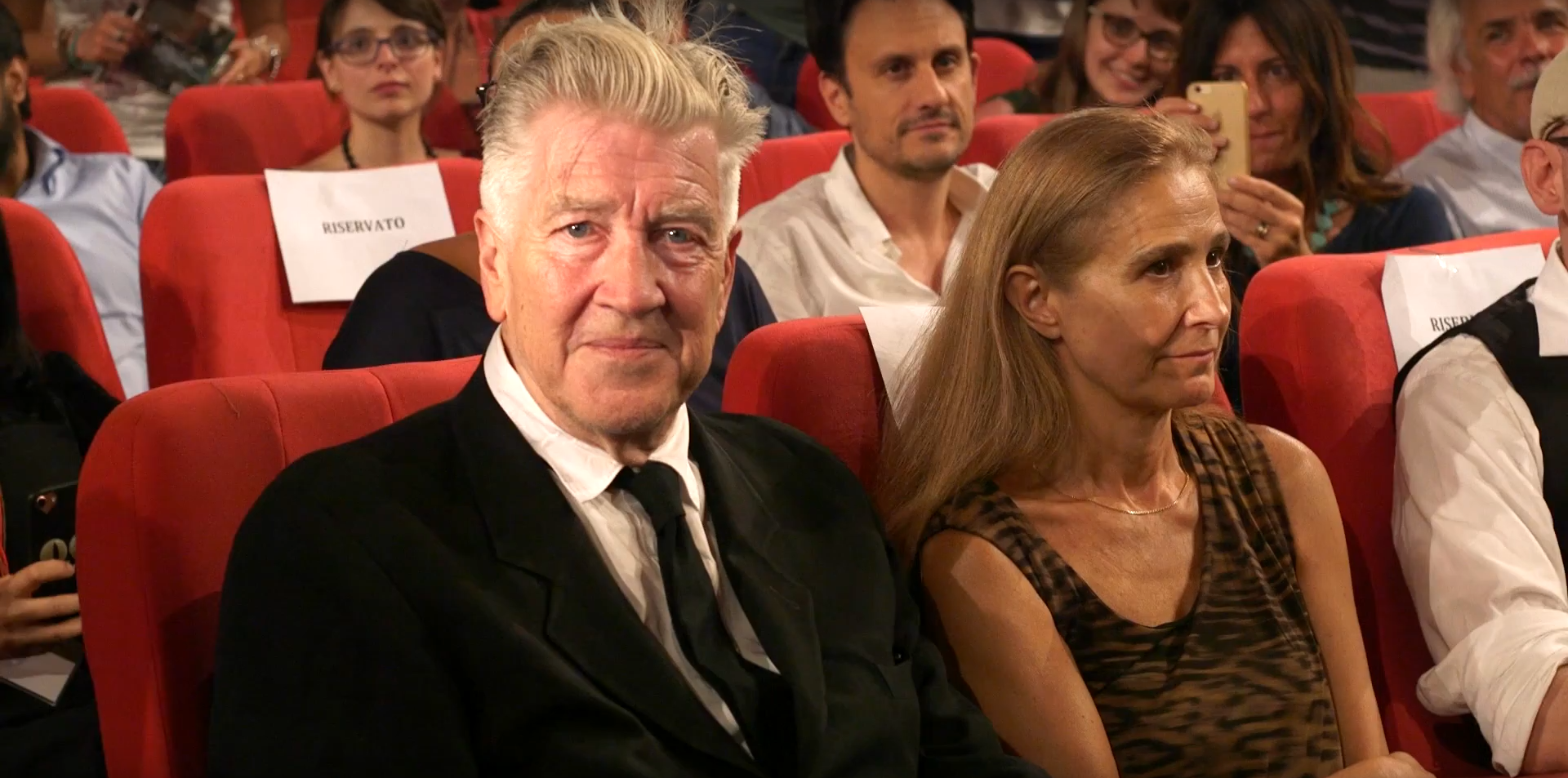 Ho visto Twin Peaks al cinema insieme a David Lynch