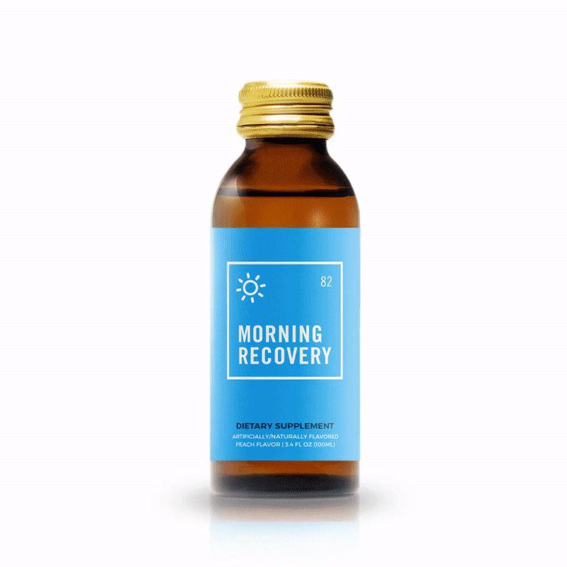 Morning Recovery 232 La Cura Definitiva Per L Hangover