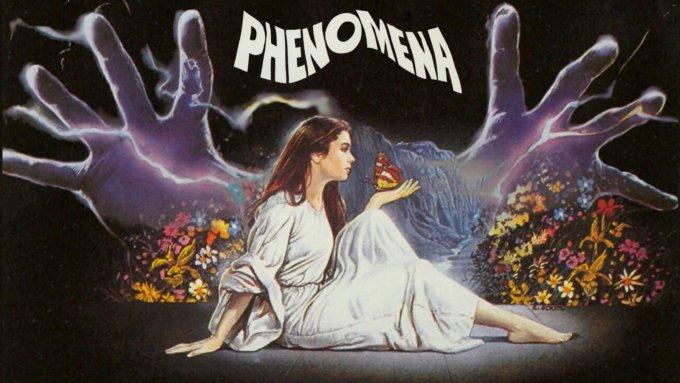 """""""Phenomena"""" di Dario Argento, illustrato da Enzo Sciutti"""
