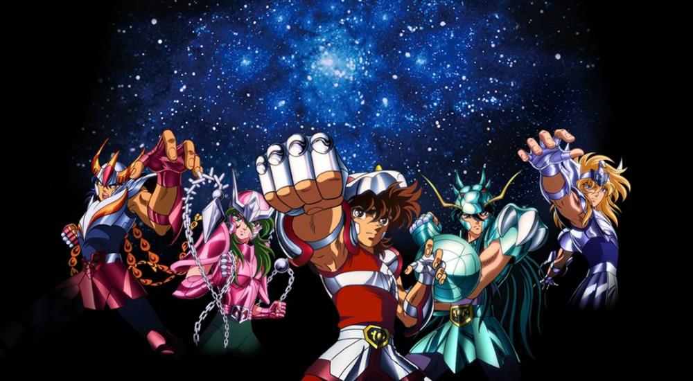 I Cavalieri dello Zodiaco: Netflix annuncia il remake con un poster
