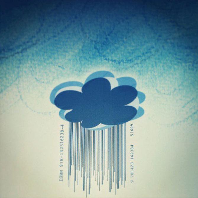Libro per bambini dedicato ai temporali